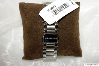 Michael Kors Damen Uhr MK 5612 Blair Edelstahl mit Zirkonia NEU