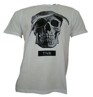 Rocawear T Shirt TNB Skull weiss