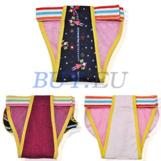 Pet Dog physiological pants Trousers dog Underwear (S)