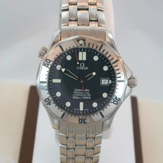 Omega Seamaster 300M James Bond 42mm Stainless Steel Automatic gents