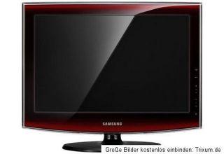 Samsung LE32A656A1 81,3 cm (32 Zoll) Full HD LCD Fernseher NEUWERTIG