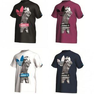 Adidas Herren T Shirt GIRL TEE 4301 viele Farben