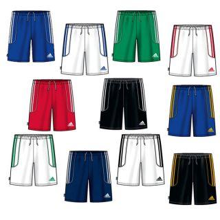 Adidas Short Hose Squadra II m. Innenslip 11 Farben