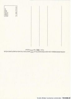 Christine Lemmen WDR AK 80er Jahre Original Signiert +39704
