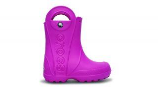 Crocs Rain Boot Kids Gummistiefel Stiefel Kinder blau 23 24 25 26 27