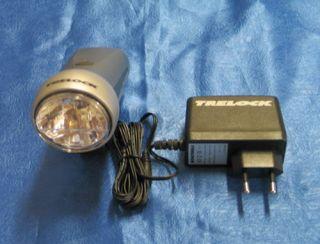 TRELOCK LS 670 Frontlicht SET Power LED 70% Länger Licht (Frontlampe