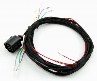 Kabelbaum Adapter Kabel MFA FIS Tacho für Nachrüstung Seat Ibiza 6L