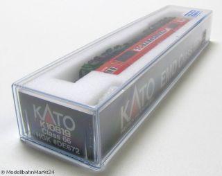 KATO K10819 HGK Diesellok Class 66 TRANSPETROL KKK Epoche V Spur N 1