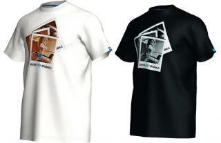 Adidas Originals Herren Männer G GIRL TEE T Shirt Polaroid Print