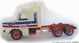 Scania T142M Roadrunner Italeri 1:24 z.Restaurieren o.Ersatzteile