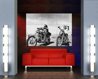 Easy Rider Chopper Motorcycle Giant Poster X694