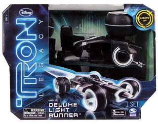 Disney Tron Legacy Deluxe Light Runner Series 1 Maße ca. 23 x6x17cm