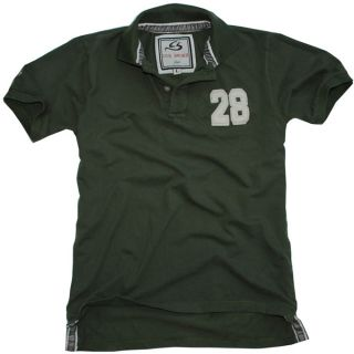Cox Swain Logo 28 Vintage Polo Shirt   diverse Farben