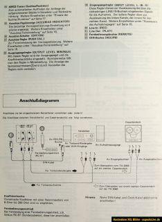 Stereo Cassette Tape Deck Onkyo Integra TA 2066