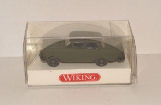 Wiking 696 1422 Opel Kapitän 1959 / Bundeswehr