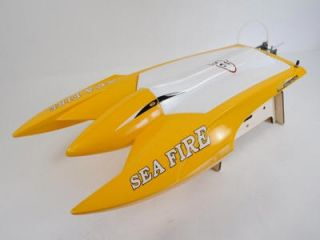 Boot (e) Sea Fire Super Brushless Version 2.4 GHz RTR 95km/h, NEU