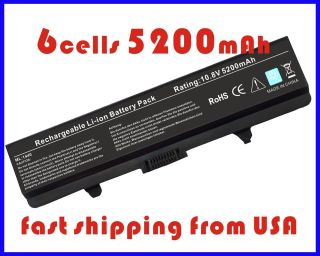 Cell Battery for Dell Inspiron 1525 1526 1545 1440 1750 0XR697