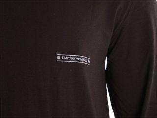 Emporio Armani Crew Neck T Shirt Longsleeve Gr.S,M,L,XL