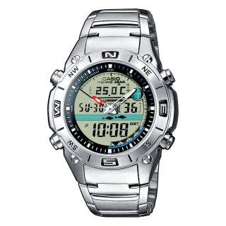 CASIO Uhr AMW 702D 7AVEF analog   digital wrist watch Fishing Gear