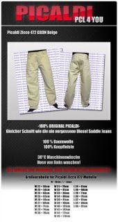 Picaldi 472 Zicco Jeans GBDN Beige