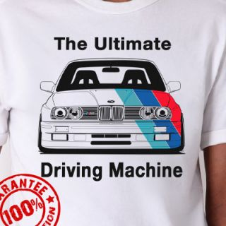 M3 The Ultimate Driving Machine T Shirt All Sizes XS 3XL #724