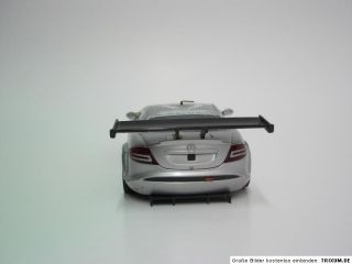 48) 30484 Mercedes Benz SLR Mc Laren 722 GT Carrera Digital 132 Box