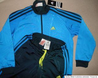 Neu ADIDAS* Sport /Trainingsanzug*134/140*Jogginganzug*Jacke,Hose*Neu