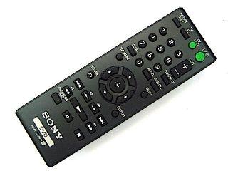 Sony DVP NS718H DVD Player Genuine Remote Control