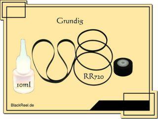 Grundig RR 720 Service Kit 1 Radio Recorder