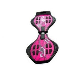 Flexsurfing Waveboard Flexboard Barb Wire Pink