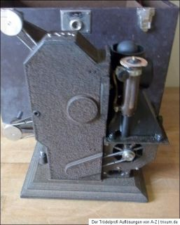 KODASCOPE acht Modell 80 Schmalfilmprojektor mit Koffer