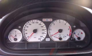 Tachoscheibe für Tacho BMW E46 Diesel*Weiss*260 Kmh M3 top
