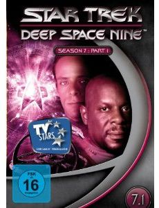 DVDs* STAR TREK DEEP SPACE NINE STAFFEL 7.1 # NEU OVP
