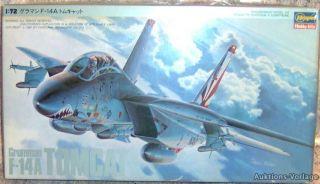 RAR 2 DECALS GRUMMAN F 14A TOMCAT U.S. NAVY FIGHTER HASEGAWA 172
