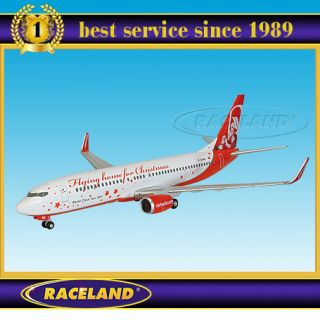 Boeing 737 800 Air Berlin Flying Home for Christmas, Herpa Wings 1/200