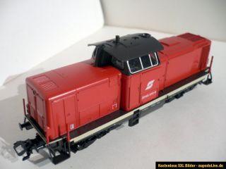 Märklin HO 3472 Mehrzweck Diesellok BR 2048 ( V 100 ) der ÖBB in OVP