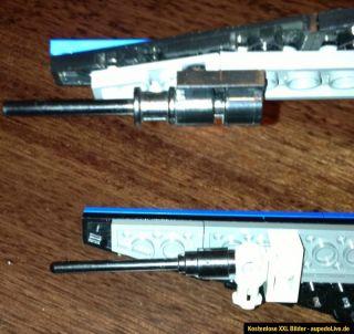 Lego Star Wars TIE Interceptor (6206) mit OVP und Anleitung