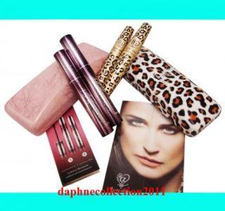 Set of Love Alpha Mascara Gel & Natural Fiber Black Set (LA729