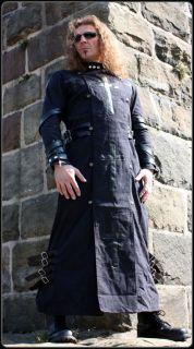 Mantel Rittermantel manteau jas coat gothic jacket kurtka veste