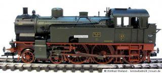Fleischmann 4903 Zugset mit Dampflok T 10 der K.P. u. G.H.Sr.E., OVP