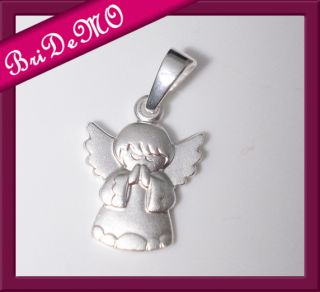 Schutzengel Engel Anhänger Kettenanhänger Taufanhänger 925 Silber