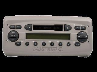 Radio Blaupunkt FIAT Multipla CC 735 402 931 0, 7643 333 316