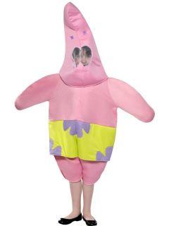 Patrick Kostüm von spongebob Faschingskostüm