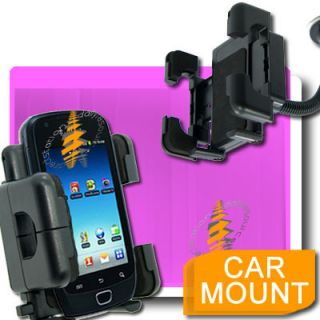 Phone Vent Car Mount Windshield Samsung Exhibit 4G T759