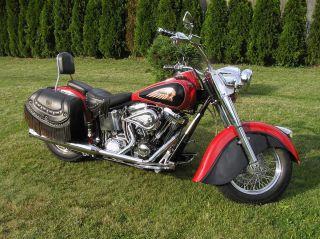 2000 Indian Big Chief Harley Davidson S&S Engine S&S Carburetor
