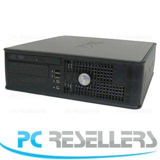 DELL Optiplex 745 SFF Intel Dual Core 2 x 3 GHz 2 GB DDR2 80 GB SATA