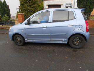 Kia Picanto Unfall Front Bj. 2005