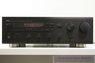 YAMAHA RX 550 RS kräftiger Stereo Receiver +1J Gewährleistung