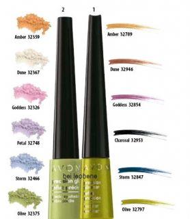 AVON Precision Glimmer Eyeliner Amber Kupfer Gold NEU
