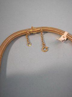 COLLIER ANTIK 14ct 585 GOLD 1.80ct BRILLANTEN _778